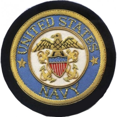 United States Navy Badge