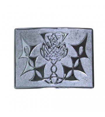 Highland Thistle Buckle