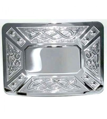Celtic Knot w/ Chrome Buckle