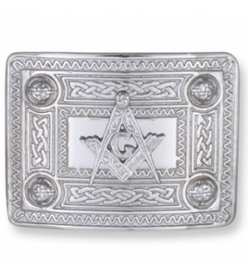 Masonic w/ Celtic Knot Buckle