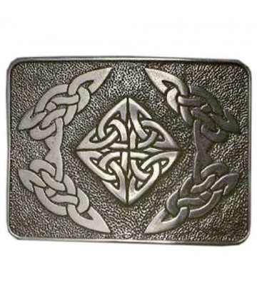 Celtic Square w/ Celtic Knot Buckle
